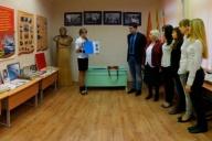 Школьный музей МБОУ средней общеобразовательной школа № 35 г.Белгорода