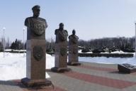 Памятник полководцам