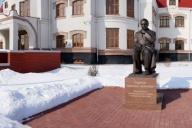Памятник Рыжкову Н.И.