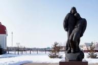 Памятник Танкисту и Пехотинцу