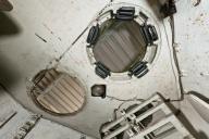 Танк Т-34 (внутри)