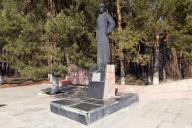 Памятник Курочкин Т. П.