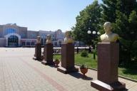 Сквер Ветеранов