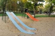 Парк Победы - Детская площадка