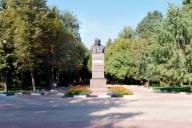 Памятник-бюст «Маршал Г.К. Жуков»