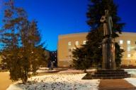 Памятник И. Р. Апанасенко